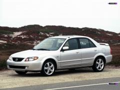 2003 Mazda Protege Photo 6