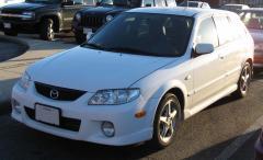 2002 Mazda Protege5 Photo 1