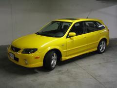 2003 Mazda Protege5 Photo 1