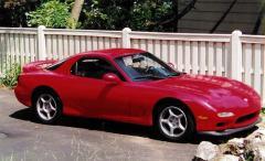 1993 Mazda RX-7 Photo 4