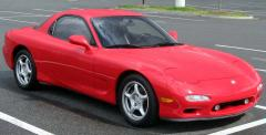 1993 Mazda RX-7 Photo 1