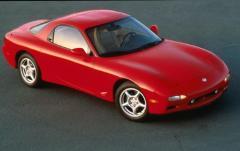 1993 Mazda RX-7 exterior