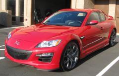 2010 Mazda RX-8 Photo 1