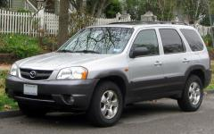 2001 Mazda Tribute Photo 1