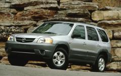 2002 Mazda Tribute exterior