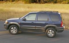 2004 Mazda Tribute exterior