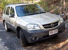 2004 Mazda Tribute Photo 12