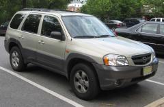 2004 Mazda Tribute Photo 14