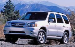 2005 Mazda Tribute exterior