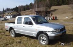 2002 Mazda Truck Photo 1