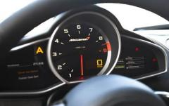 2012 McLaren MP4-12C interior