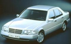 1995 Mercedes-Benz C-Class exterior