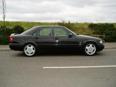 1995 Mercedes-Benz C-Class Photo 4
