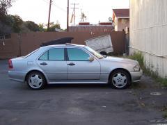 1995 Mercedes-Benz C-Class Photo 5
