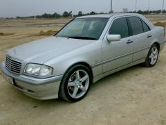 1999 Mercedes-Benz C-Class Photo 1
