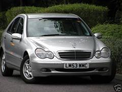 2003 Mercedes-Benz C-Class Photo 1