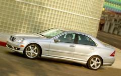 2005 Mercedes-Benz C-Class exterior