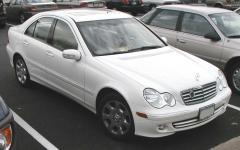 2006 Mercedes-Benz C-Class Photo 1