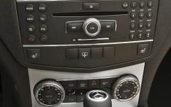 2008 Mercedes-Benz C-Class interior