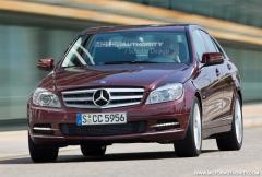 2010 Mercedes-Benz C-Class C300 4MATIC Sport Sedan Photo 6