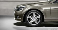 2010 Mercedes-Benz C-Class C300 4MATIC Sport Sedan Photo 7
