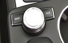 2010 Mercedes-Benz C-Class C300 4MATIC Sport Sedan interior