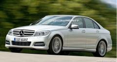 2011 Mercedes-Benz C-Class Photo 1