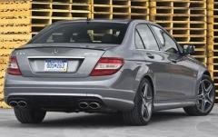 2011 Mercedes-Benz C-Class exterior