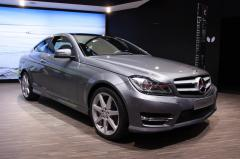 2012 Mercedes-Benz C-Class Photo 17