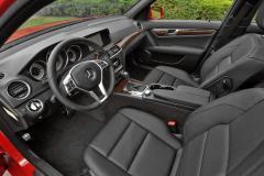 2012 Mercedes-Benz C-Class interior