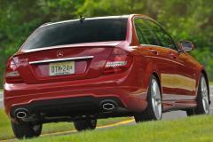 2012 Mercedes-Benz C-Class exterior
