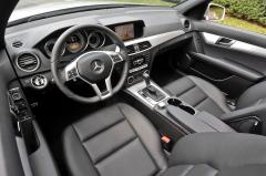 2013 Mercedes-Benz C-Class C250 Sport Sedan interior