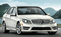 2013 Mercedes-Benz C-Class Photo 1