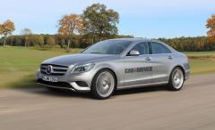 2014 Mercedes-Benz C-Class Photo 2