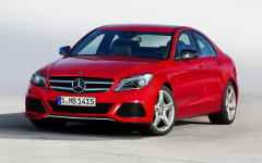 2014 Mercedes-Benz C-Class Photo 1