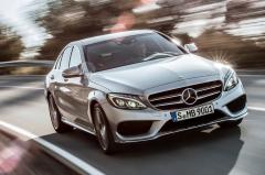 2015 Mercedes-Benz C-Class Photo 2