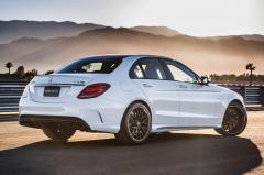 2016 Mercedes-Benz C-Class exterior