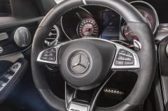 2016 Mercedes-Benz C-Class interior