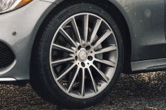 2017 Mercedes-Benz C-Class exterior