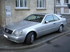 2000 Mercedes-Benz CL-Class Photo 1