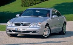 2003 Mercedes-Benz CL-Class Photo 1