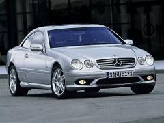 2004 Mercedes-Benz CL-Class Photo 1