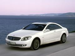 2007 Mercedes-Benz CL-Class Photo 1