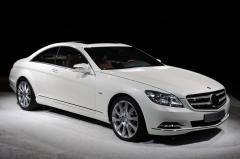 2011 Mercedes-Benz CL-Class Photo 1