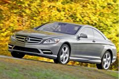 2013 Mercedes-Benz CL-Class Photo 1