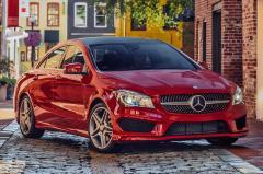 2014 Mercedes-Benz CLA-Class exterior