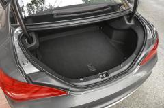 2014 Mercedes-Benz CLA-Class interior