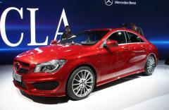 2014 Mercedes-Benz CLA-Class Photo 3
