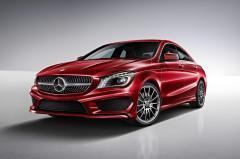 2018 Mercedes-Benz CLA-Class exterior
