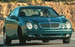 1999 Mercedes-Benz CLK-Class exterior